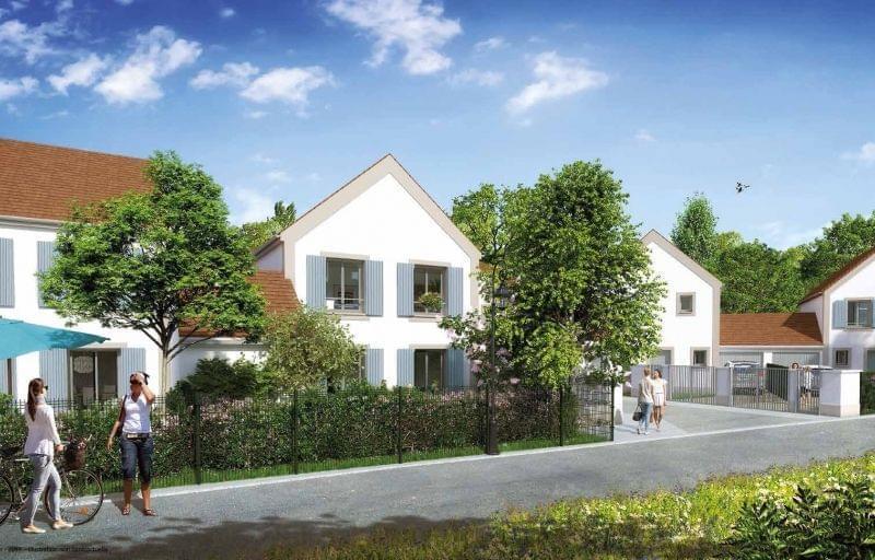 Immobilier neuf Villeneuve-le-Comte