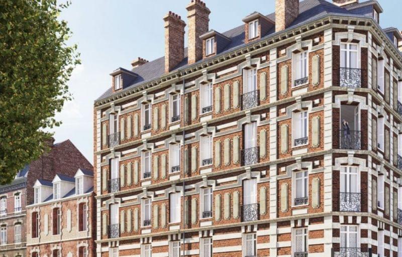 Programme immobilier neuf Rouen