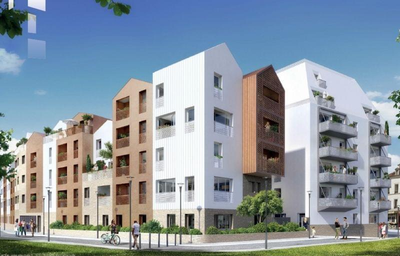 Immobilier neuf Aubervilliers