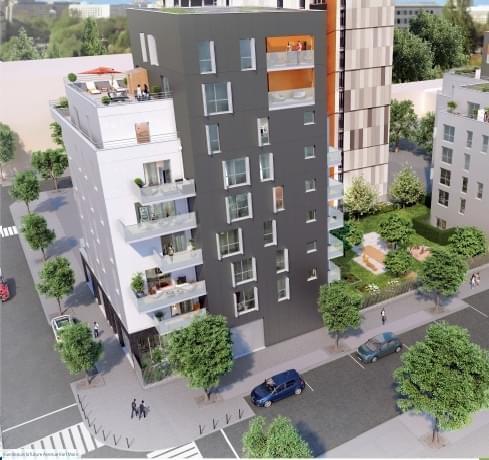 Immobilier neuf Bobigny
