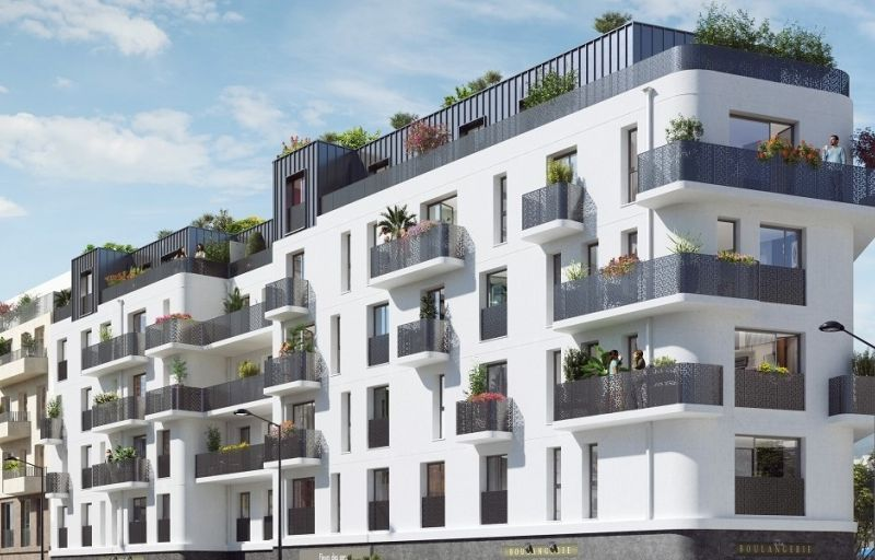 Immobilier neuf Le Bourget
