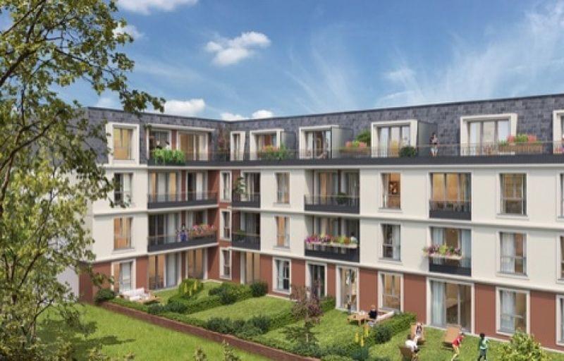 Programme immobilier neuf Neuilly-Plaisance