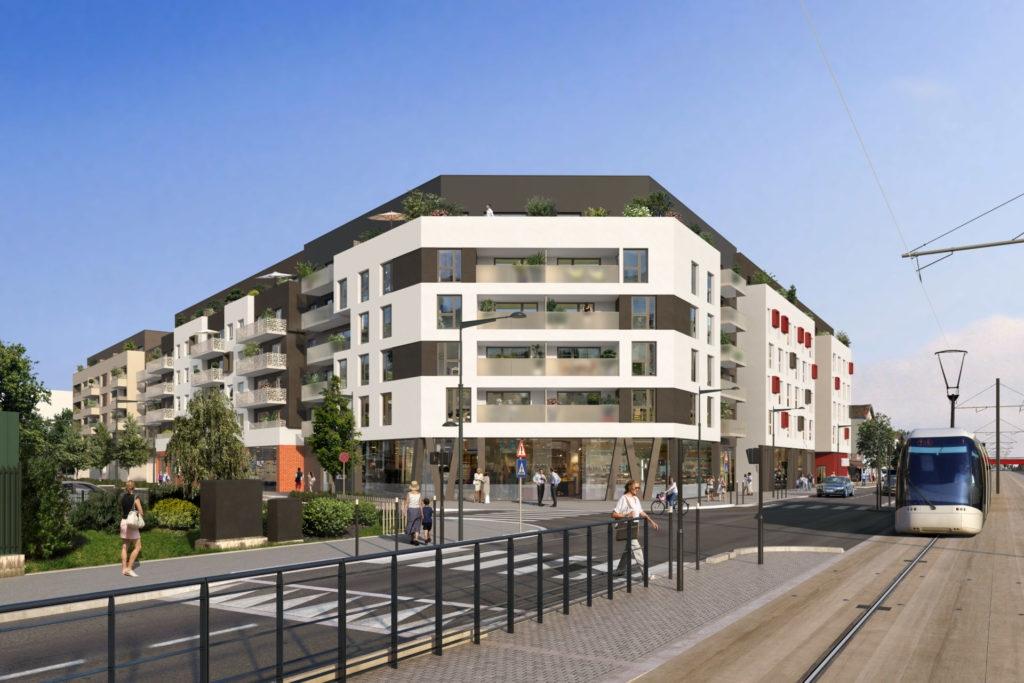 Nouveau ! immobilier neuf Pierrefitte Sur Seine  livrable 2022 quartier Proche centre-ville