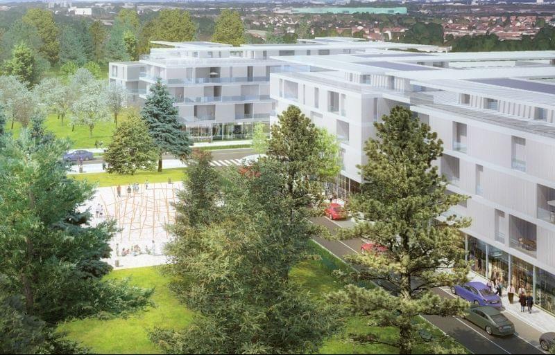 Investir dans l'immobilier neuf à Villepinte avec Eloge, notre nouvelle résidence contemporaine