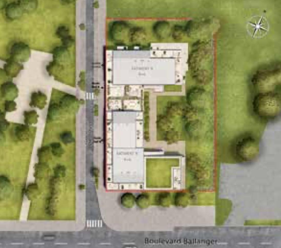 Résidence à Villepinte A 15km de Paris, Ecoquartier la pépinière, RER B pour Paris,