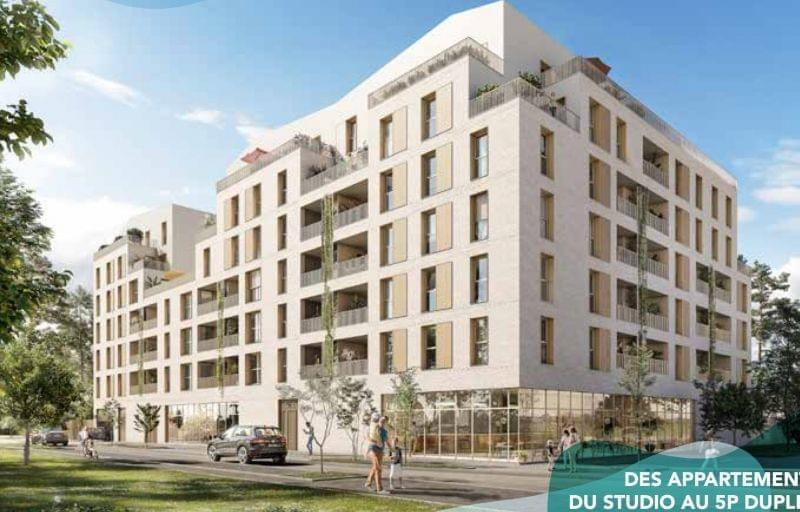 Programme immobilier neuf Villepinte
