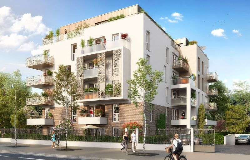 Immobilier neuf Amiens