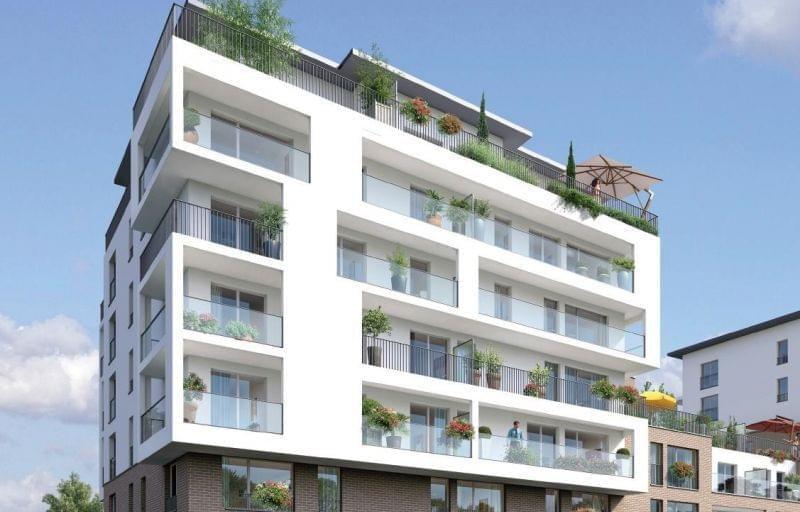 Immobilier neuf Cergy : Terrasses de l\'Evasion