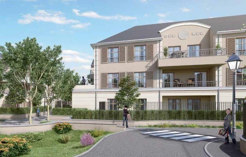 Programme immobilier neuf l 39 isle adam en livraison 2017 for Immobilier du neuf