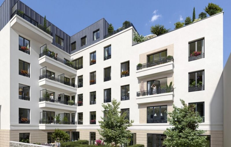 Programme immobilier neuf Le Perreux-sur-Marne