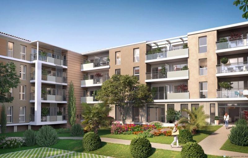Plus d info sur la résidence les balcons de la villa marina à Fréjus