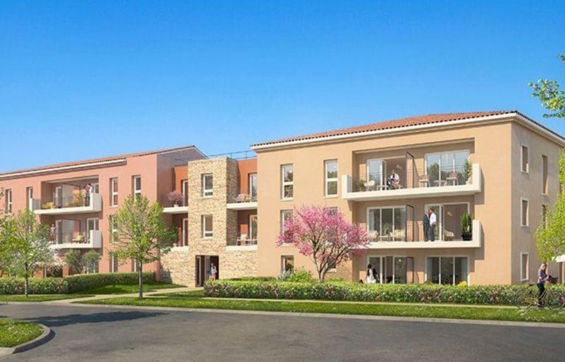 Programme immobilier neuf Hyères