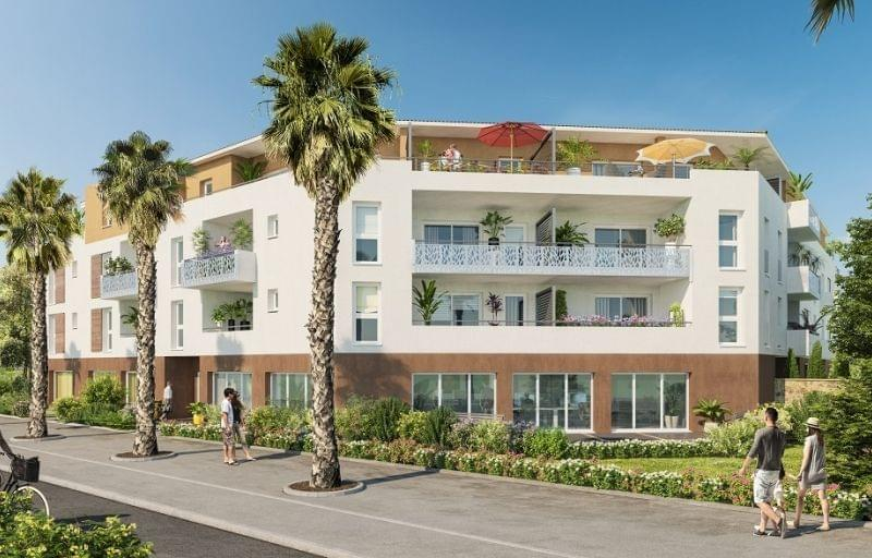 Immobilier neuf Hyères