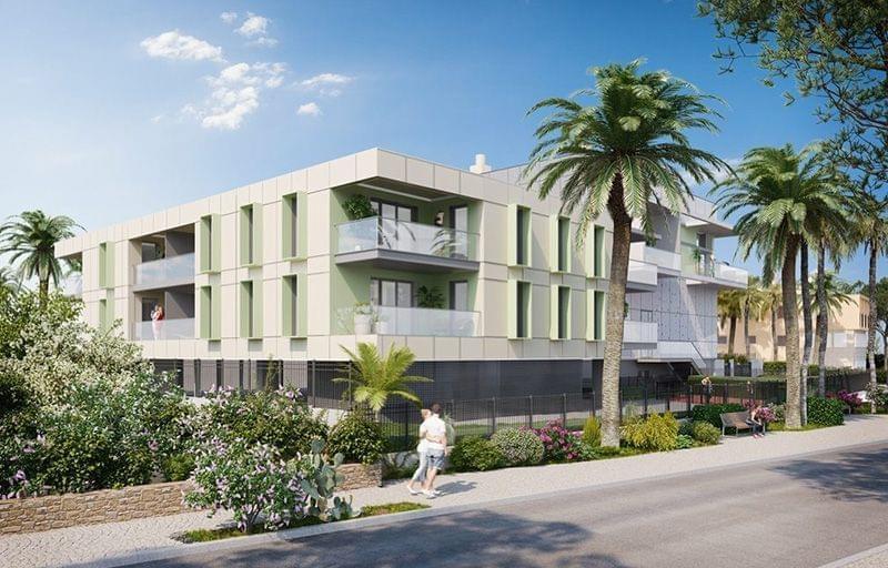 Programme immobilier neuf Le Lavandou