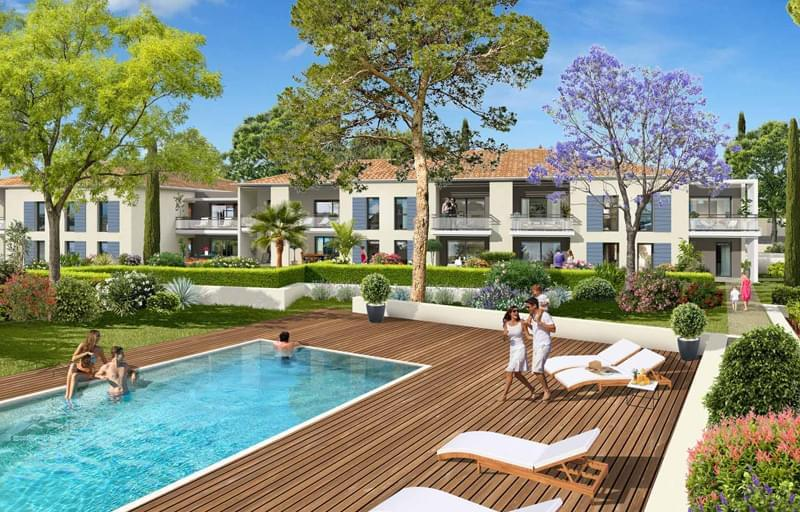 Immobilier neuf Ollioules