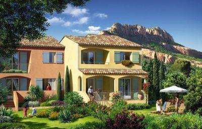 Immobilier neuf Roquebrune Sur Argens