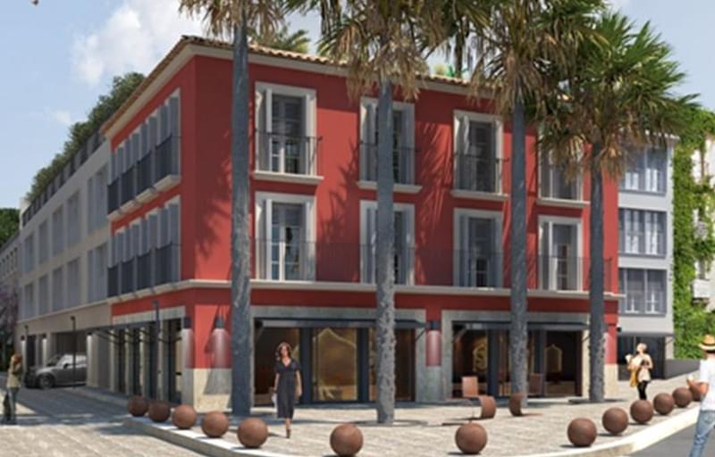 Résidence à Saint-Tropez Sur la presqu'île, Centre-ville de Saint-Tropez, Idéal investissement,