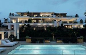 Plus d info sur la résidence Comme un horizon à Sainte-Maxime