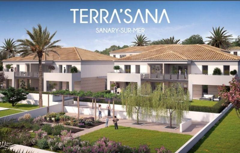 Programme immobilier neuf Sanary-sur-Mer