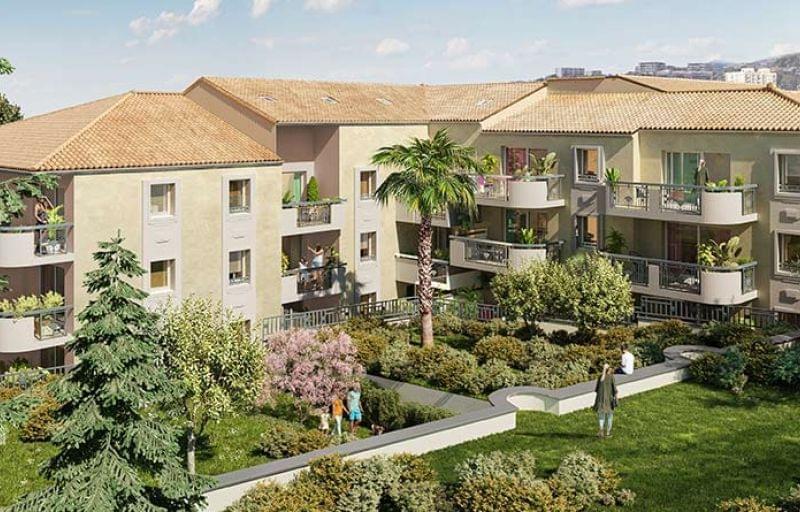 Plus d info sur la résidence Allegria à Toulon