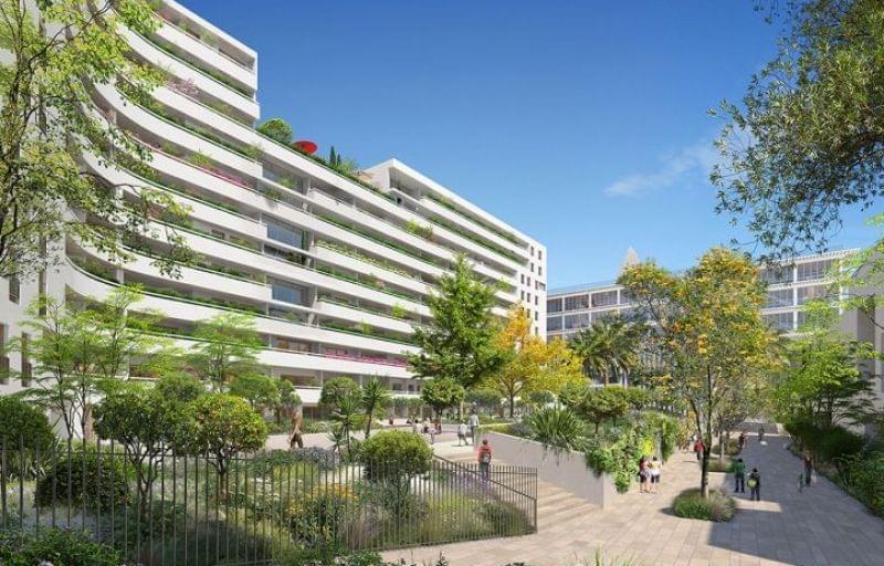 Programme neuf Toulon