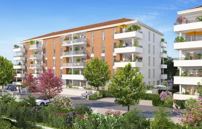 Programme immobilier neuf Avignon