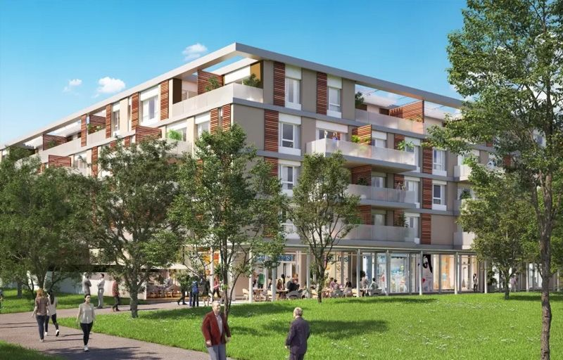 Programme immobilier neuf Monteux