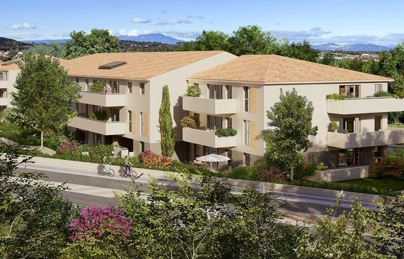 Programme immobilier neuf Morières-lès-Avignon