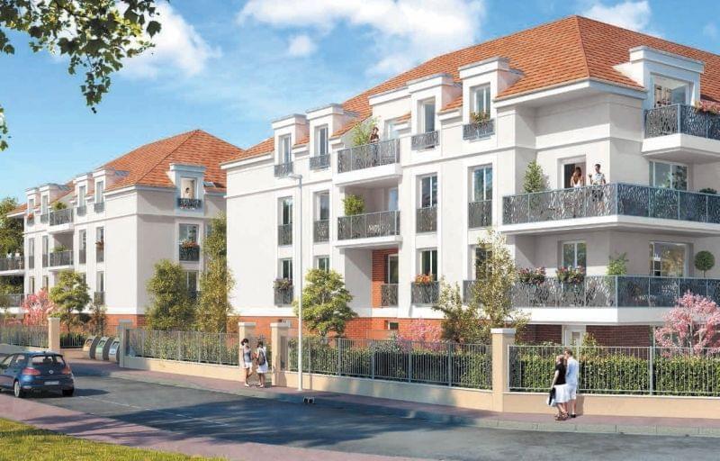 Appartement neuf à Achères (78260) : Le Major dernière opportunité livrable rapidement !
