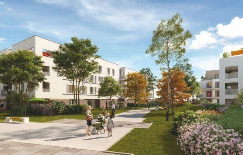 Programme neuf Bois-d'Arcy pour réduire ses impôts : Le Clos de la Grange