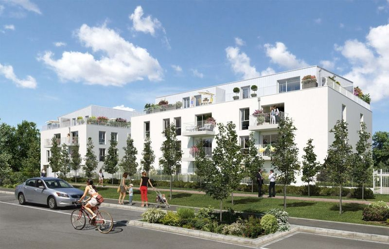 Programme immobilier neuf Carrières-sous-Poissy
