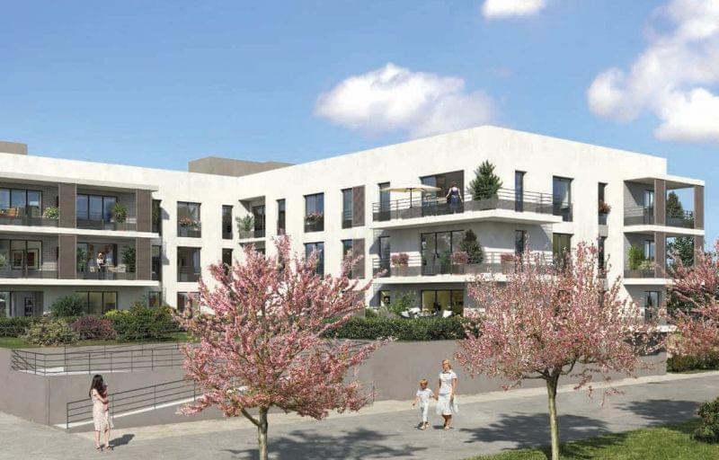 Immobilier neuf Carrières-sous-Poissy Centre : programme Place des Prés proche écoles