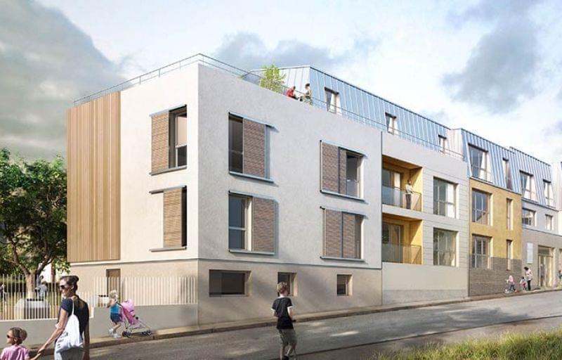 Appartement neuf Chanteloup-les-Vignes