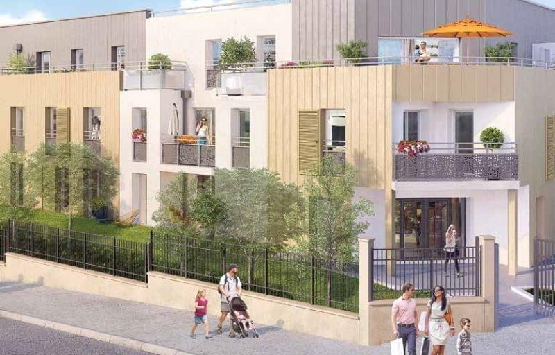 Acheter en programme immobilier neuf limay avec notre for Acheter programme neuf