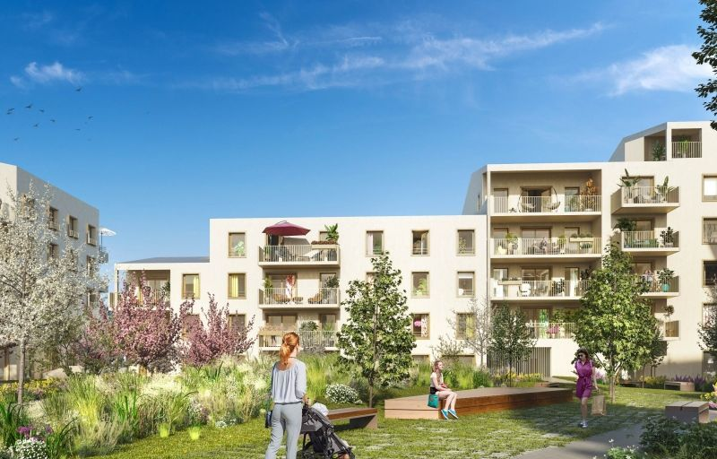 Immobilier neuf Mantes-la-Ville