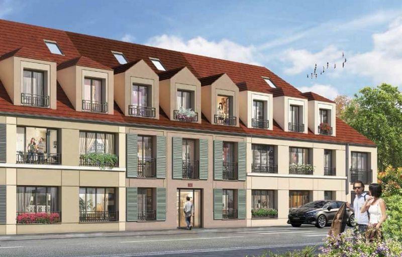 Programme neuf Meulan-en-Yvelines