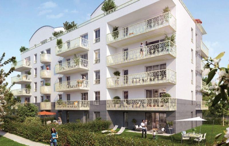 Appartement neuf Montigny-le-Bretonneux
