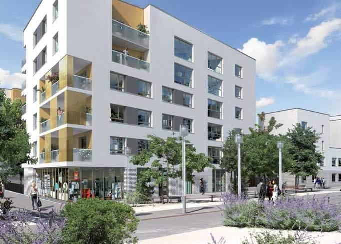 Logement neuf pinel livrable 2017 poissy optima for Programme immobilier neuf 2017