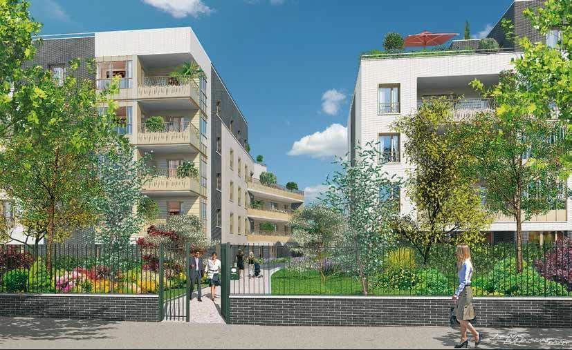 logement neuf pinel saint cyr l 39 cole pour d fiscaliser en 2017 coeur de plaine. Black Bedroom Furniture Sets. Home Design Ideas