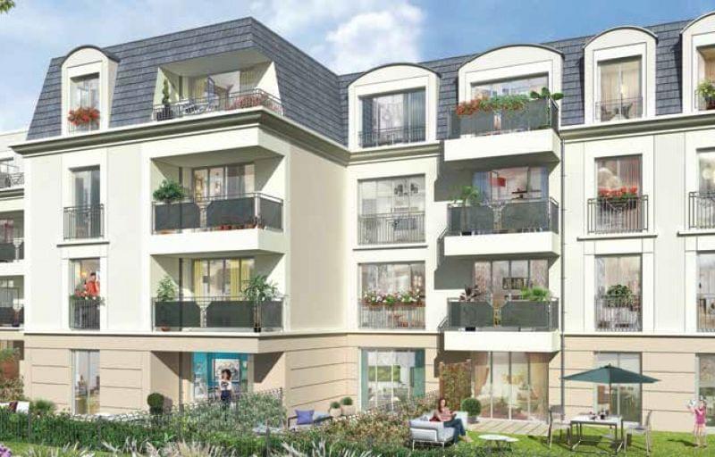 Appartement neuf Saint-Cyr-l'École