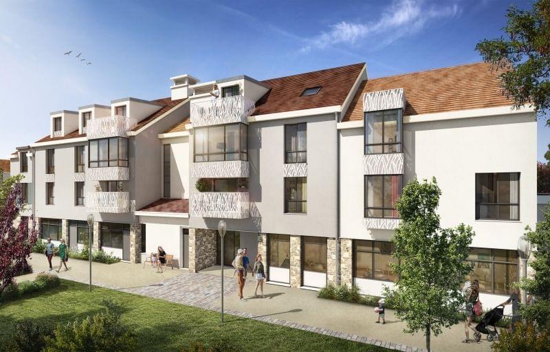 Plus d info sur la résidence Coeur de ville à Saint-Rémy-lès-Chevreuse