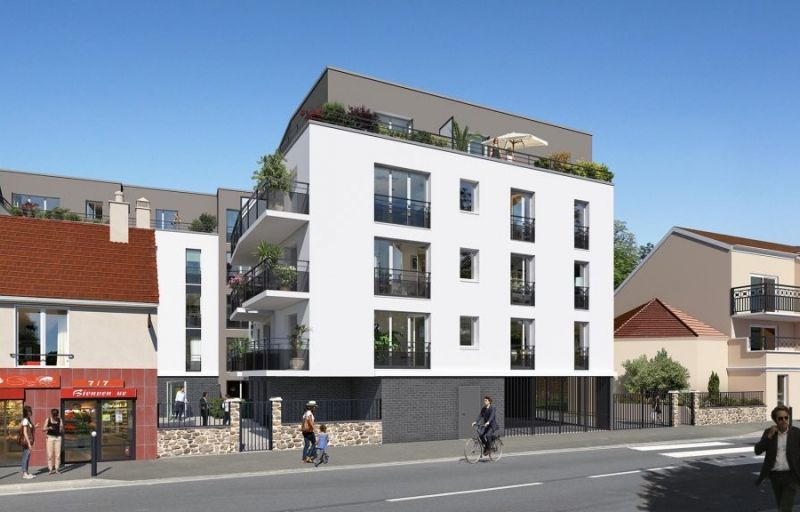 Programme immobilier neuf Trappes