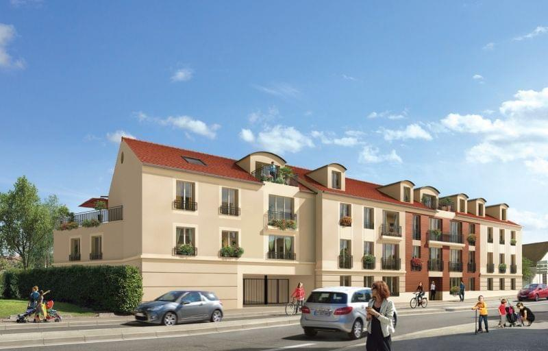 Appartement neuf Trappes