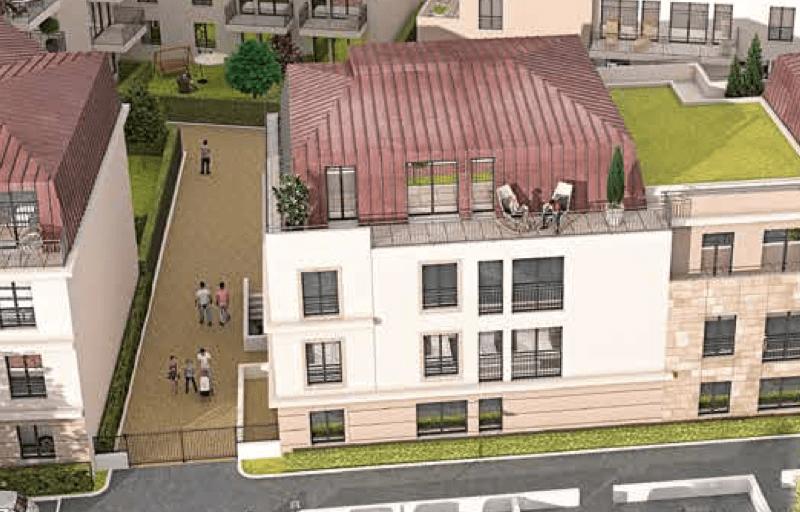 Programme immobilier neuf Verneuil-sur-Seine
