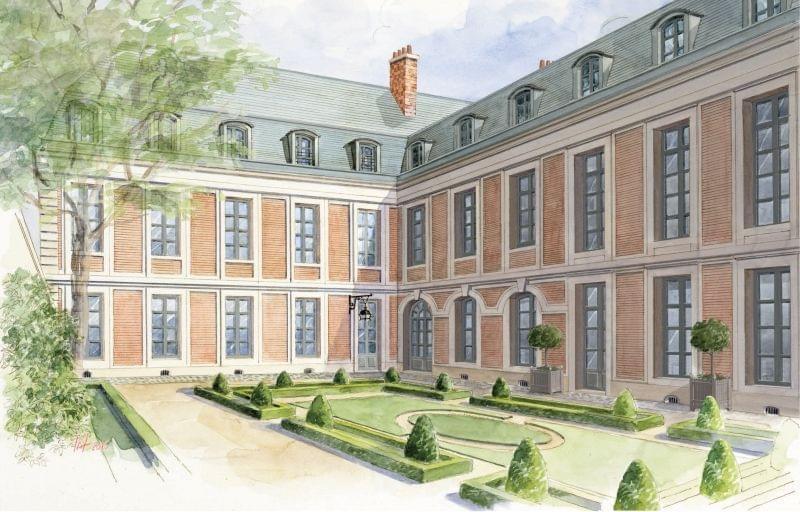 Investir dans l'immobilier de prestige loi Malraux à Versailles avec l'Hôtel de la Surintendance